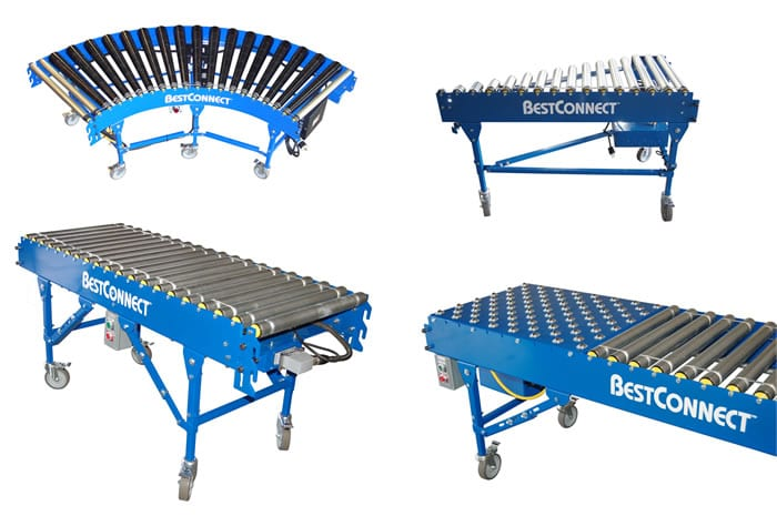 Mainway Rigid Modular Conveyor