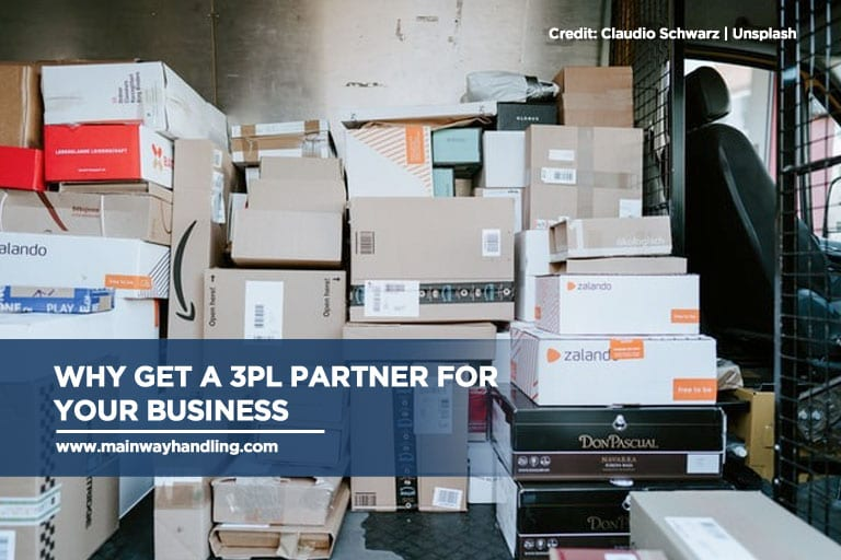 Why Get a 3PL Partner for Your Business
