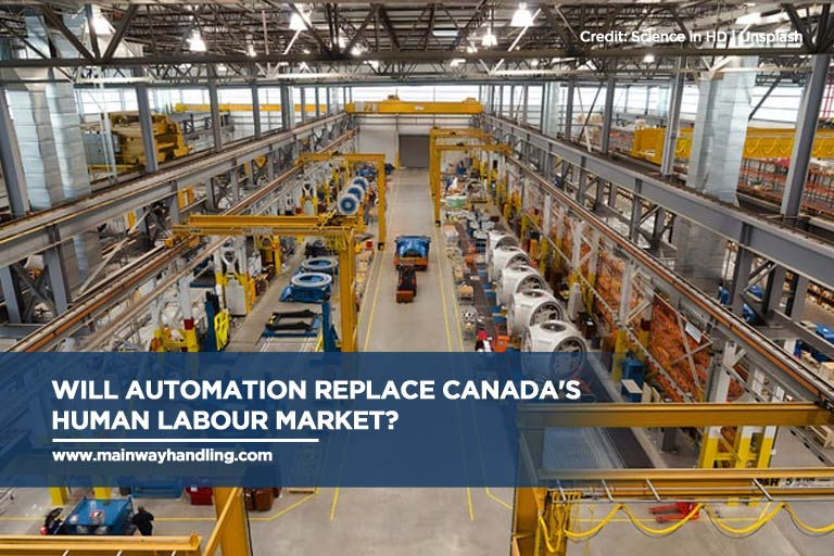 Will Automation Replace Canada's Human Labour Market?